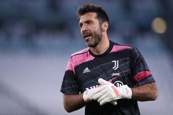 Buffon starts Parma warm