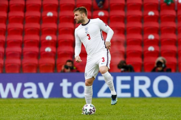 anchester United waits to check Shaw's fractured rib from the Euros.