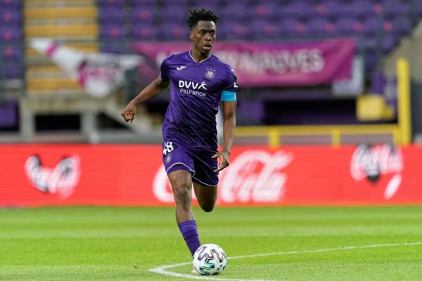 Peter Ferbeg has revealed that midfielder Albert Zombi Lokonga
